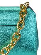 Esmerald Leather Micro Tote Bag