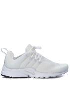 Sneaker Nike Air Presto In Mesh Elasticizzato Bianco