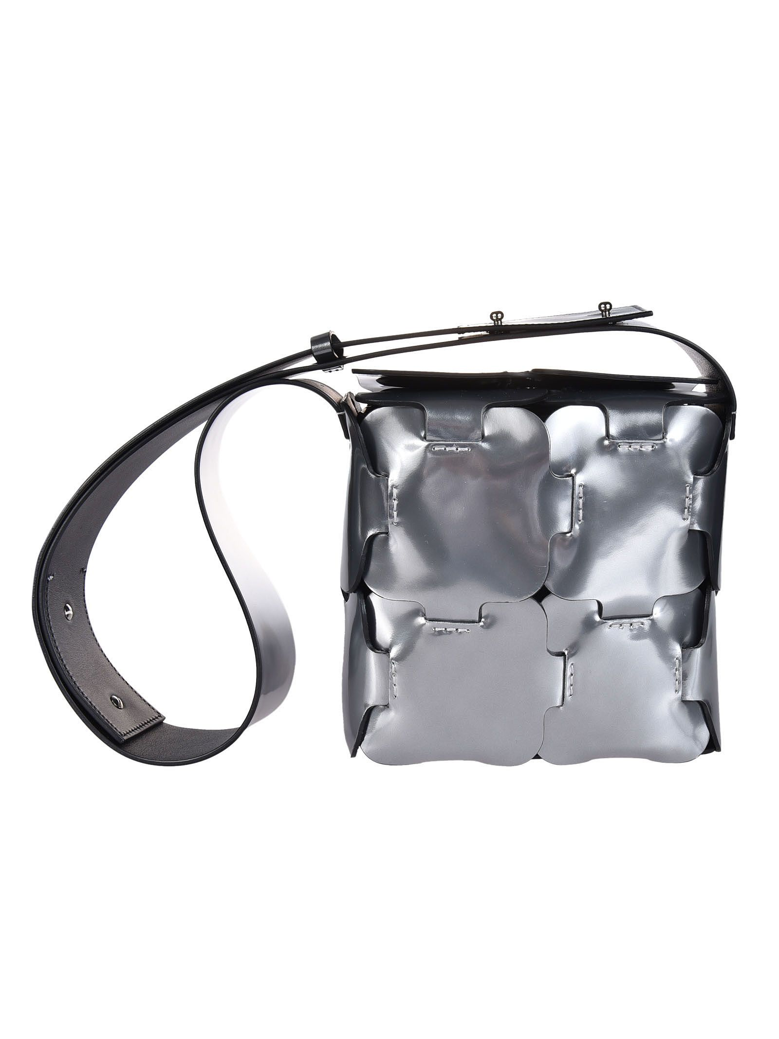 Paco Rabanne Puzzle Cross Body Bag