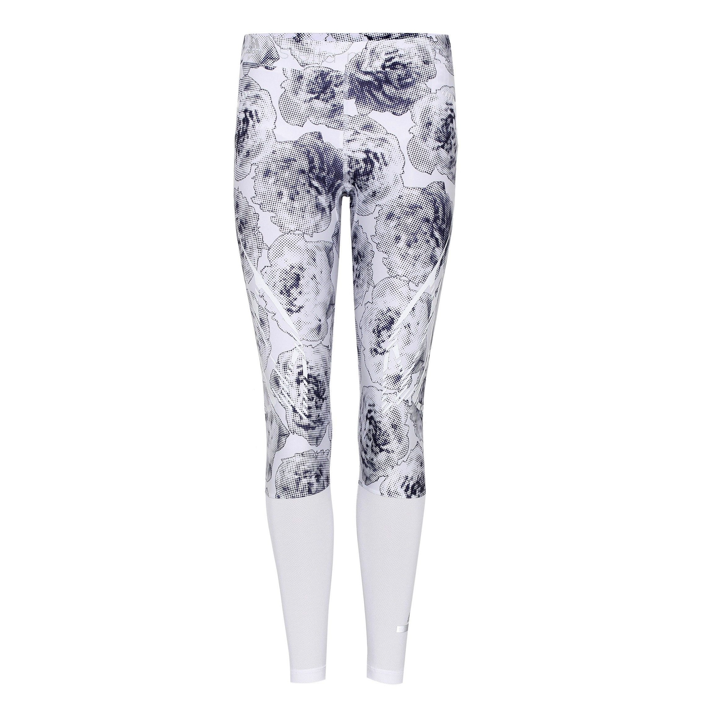 Adidas By Stella Mccartney White Run Spw Tight