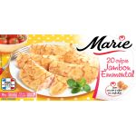 Marie - Ham and Emmental Cheese Crepes