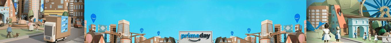 Amazon prime day sale banner jk8je3