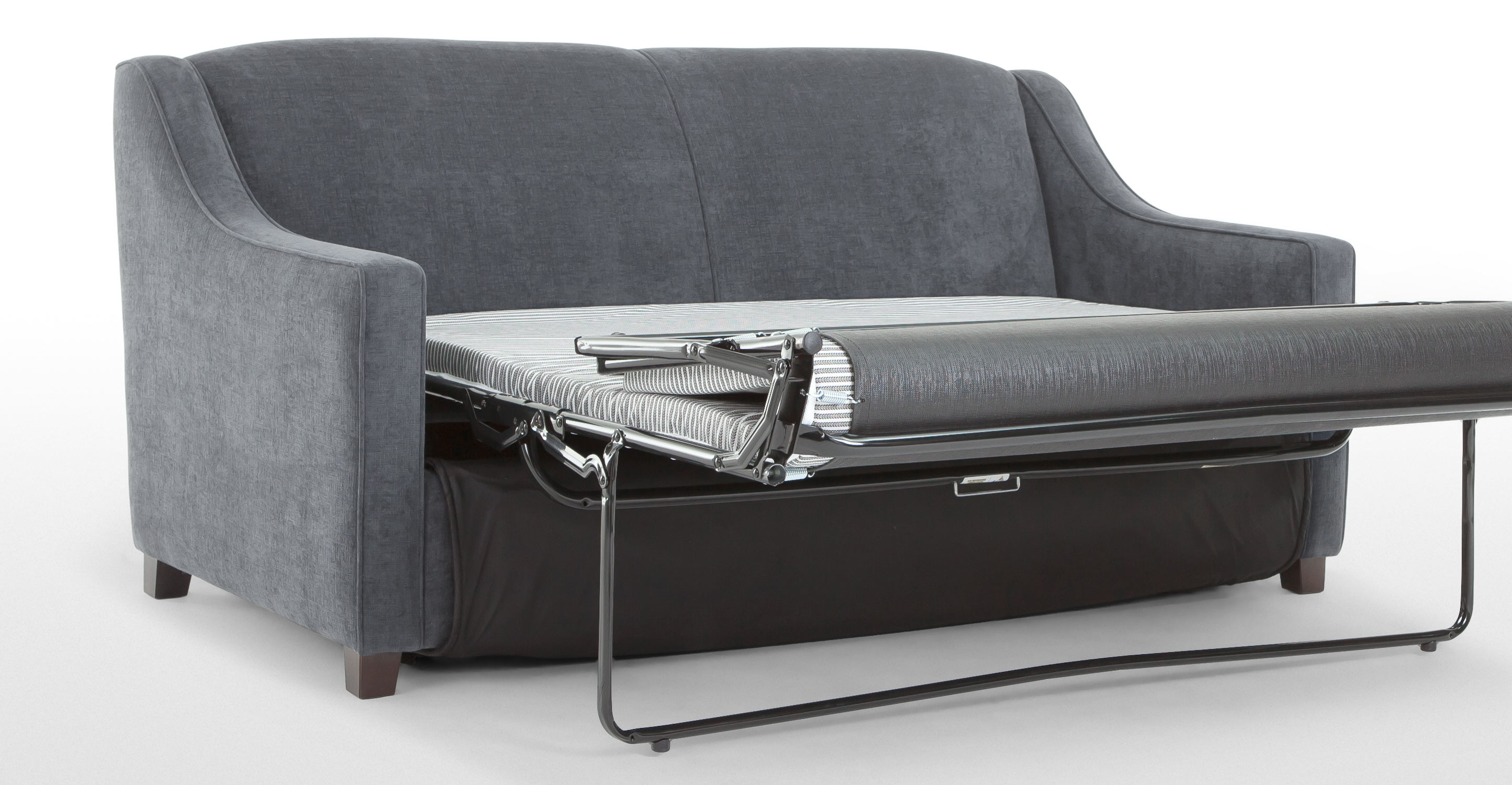 Halston Sofa Bed In Dusk Grey