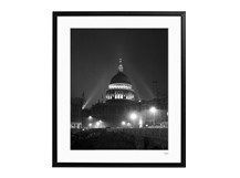 Floodlit St Paul's , 1955, 40 x 50cm, Limited Edition