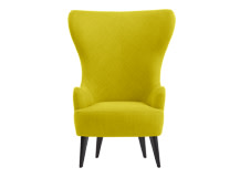 Bodil Chair, Light Moss