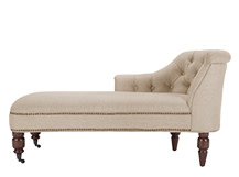 Bouji Left Hand Facing Chaise, Biscuit Beige