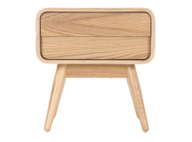 Esme bedside table, ash