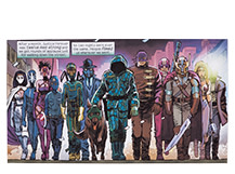 Kick-Ass 2 Assemble, 80 x 40cm, Limited Edition