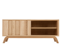 Luka Coffee Table, Oak