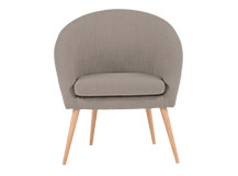 Picerno Chair, Shadow Slate Grey