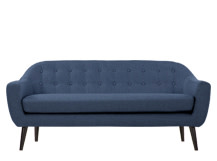 Ritchie 3 Seater Sofa, Scuba Blue