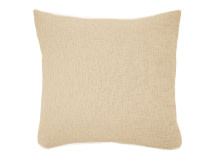 Tubby Square Scatter Cushion 45 x 45cm, Petal Cream