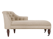 Bouji Right Hand Facing Chaise, Biscuit Beige
