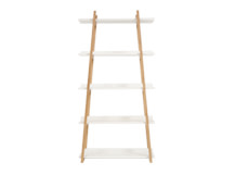 Darcey Shelves, White