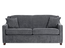 Halston Sofa Bed, Dusk Grey