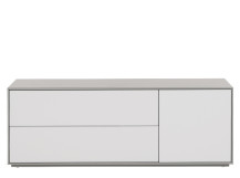 Stretto Media Unit, Grey