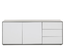 Stretto Sideboard, Grey