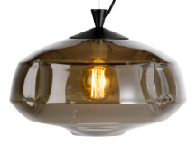Wolka Handcrafted Pendant Lamp, Coal