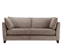 Wolseley 3 Seater Sofa, Mushroom Brown Corduroy