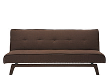 Yoko Sofa Bed, Lark Brown