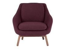 Oslo Accent Chair , Malbec