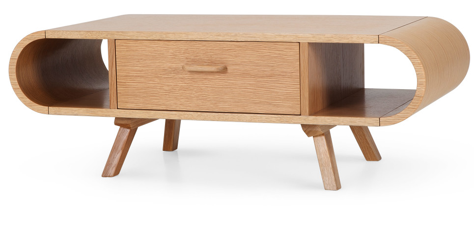 Fonteyn coffee table oak - Alinea tables basses ...