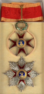 Large medals