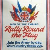 Men of the Empire! Rally round the flag…Unknown artist, 1914, AWM ARTV00566