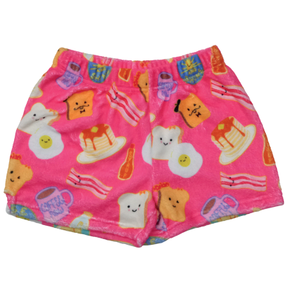 Picture of Breakfast Club Plush Shorts