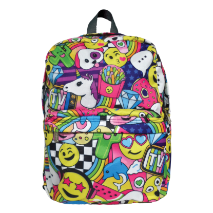 Picture of Emoji Party Backpack