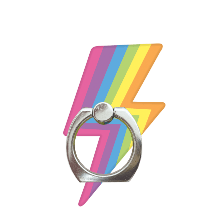 Picture of Rainbow Lightning Phone Ring
