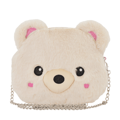 Picture of Bear Furry Crossbody Bag
