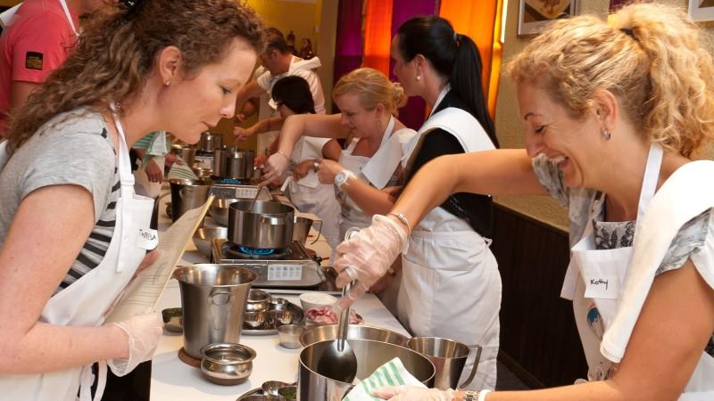Проведение кулинарного мастер-класса