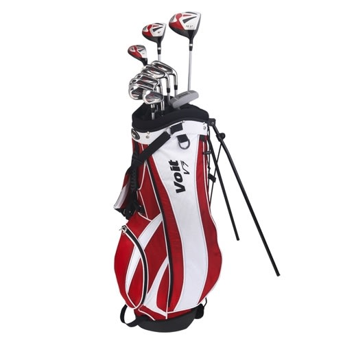 Voit_Golf_V7_GraphiteSteel_Golf_Set_&_Stand_Bag