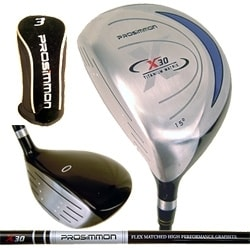 PROSiMMON_LEFTY_X30_Fairway_Wood_wGRAPHITE_SHAFT