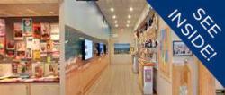 Take a Spin Tour through the Traverse City Tourism Visitor Center!