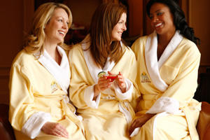 Girls Getaway at The Spa at the Hotel Hershey