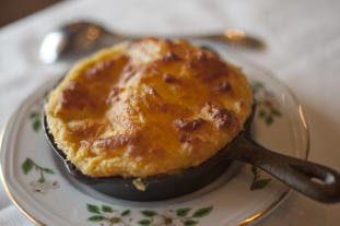 Food - The Hotel Roanoke Spoon Bread