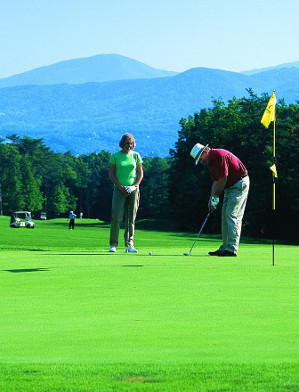 Golf Course - Putting Green