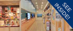 Take a Spin Tour through the Traverse City Tourism Visitor Center!
