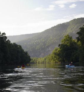 James River Kayaks - Water Sports
