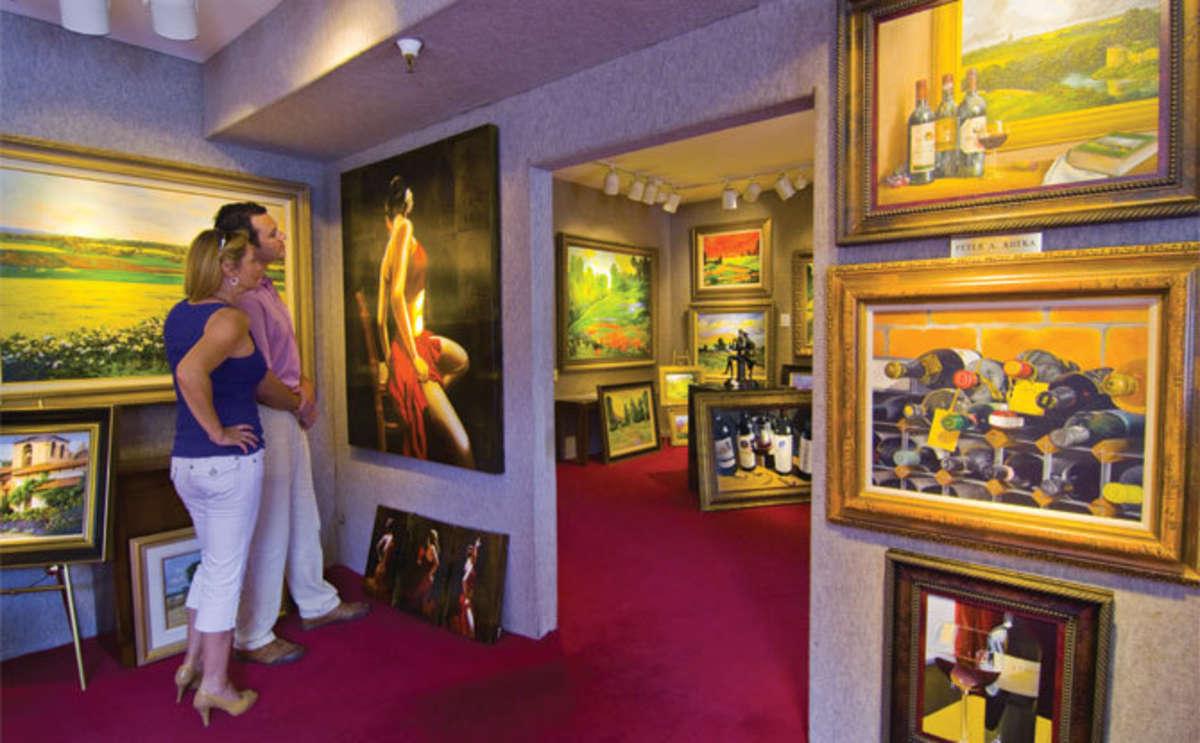 Art Galleries in Carmel-by-the-Sea