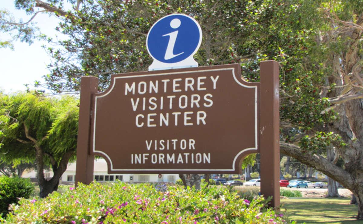Monterey Visitors Center