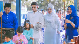 Malay weddings are one of the most culturally rich and well-preserved traditions in the world.