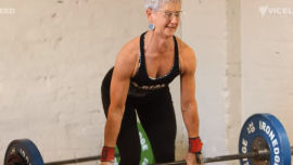 A powerlifting craze is transforming Castlemaine's older women.