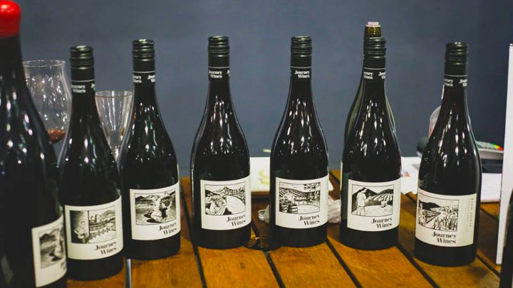 Our top pick: Journey Wines.