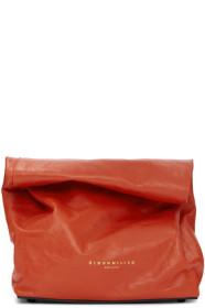 사이먼 밀러 Simon Miller Red Lunch Bag 20 Clutch