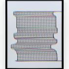 Sara Cwynar, Print Test Panel (Darkroom Manuals), 2013, chromogenic print mounted on Plexiglas, 30 x 24 in. (76.2 x 61 cm.,) edition of 3 with 2 AP, SC_FP2761