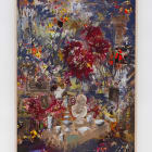 Petra Cortright, MWGrankvist-Orlowsky acid conduct/crampingFuselageUnitWM, 2016