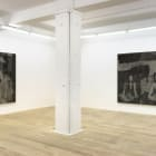 David Noonan, 2013, installation view, Foxy Production, New York